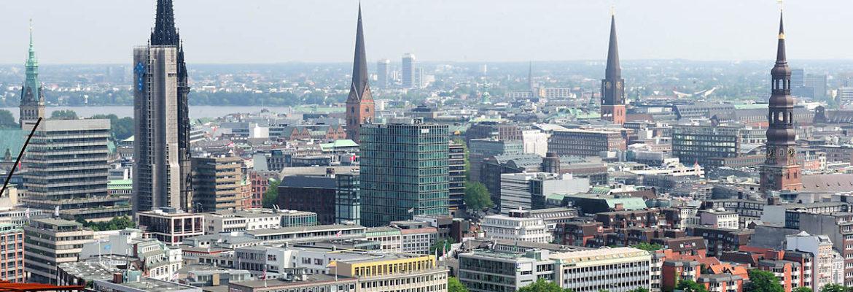 Wochenende in Hamburg