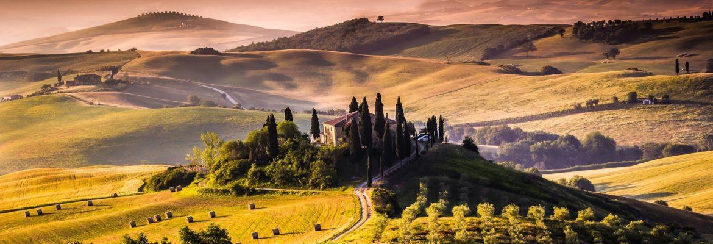 Gehen Sie mit uns auf eine 8-Tägige Erlebnisreise in die Toskana !!!
